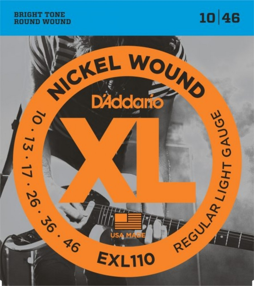 Daddario EXL110 Elgitarrsträngar