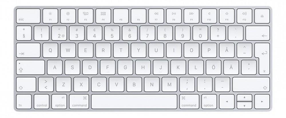 . Magic Keyboard