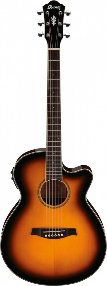 AEG10II-VS (Vintage Sunburst High Gloss).