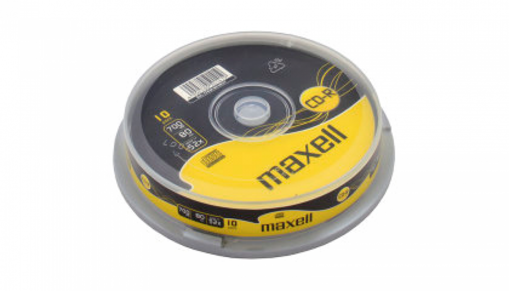 Maxell CD-R 80XL 700MB 52X SPINDLE
