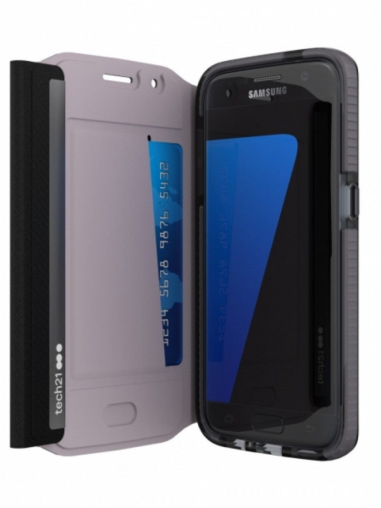Tech Tech 21 T21-5223 Tech21 Evo Wallet Case New Samsun