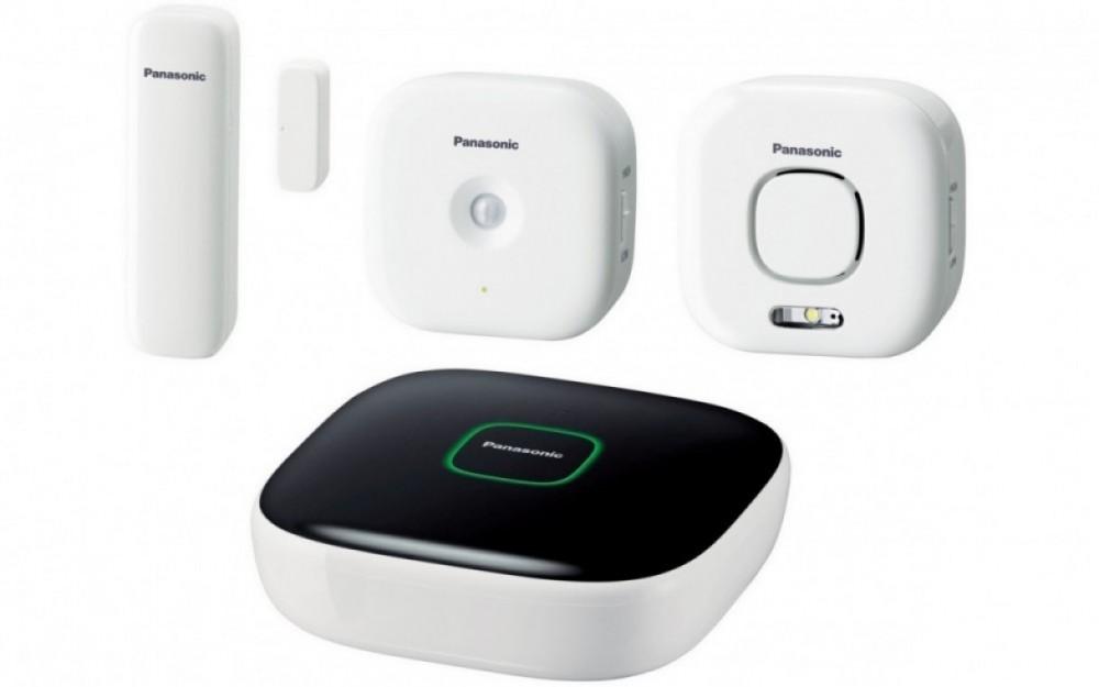 Panasonic Startpaket (Medium) Home Safety  KX-HN6011
