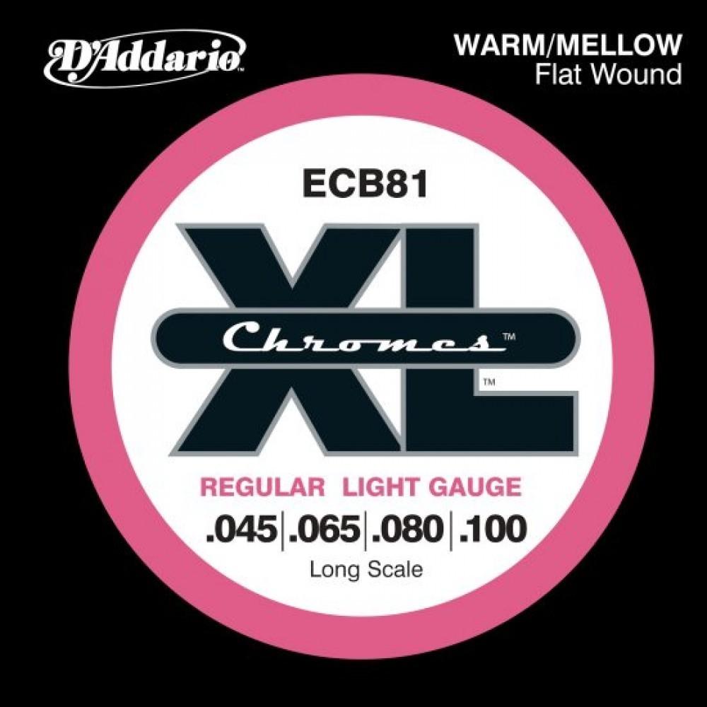 ECB81 FLAT WOUND 045-100