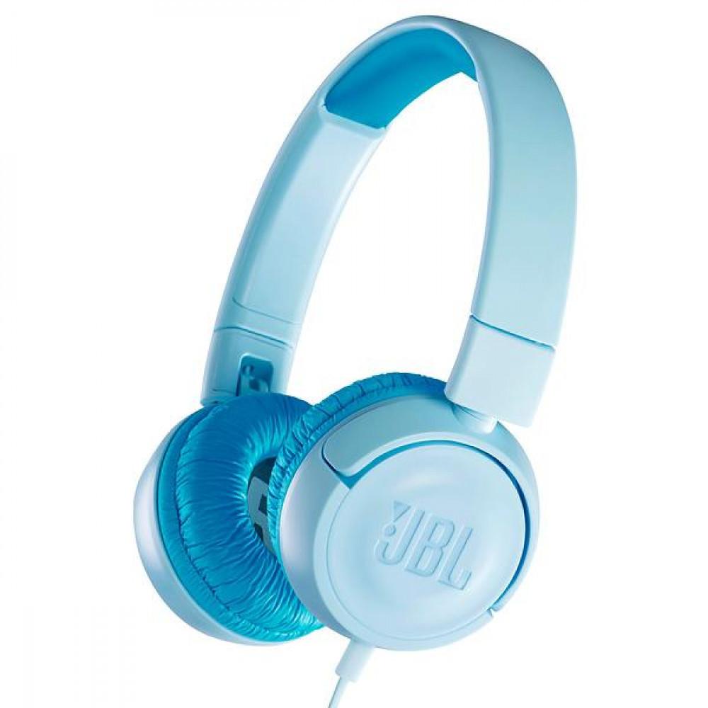 JBL JR300 - Blå/Vit