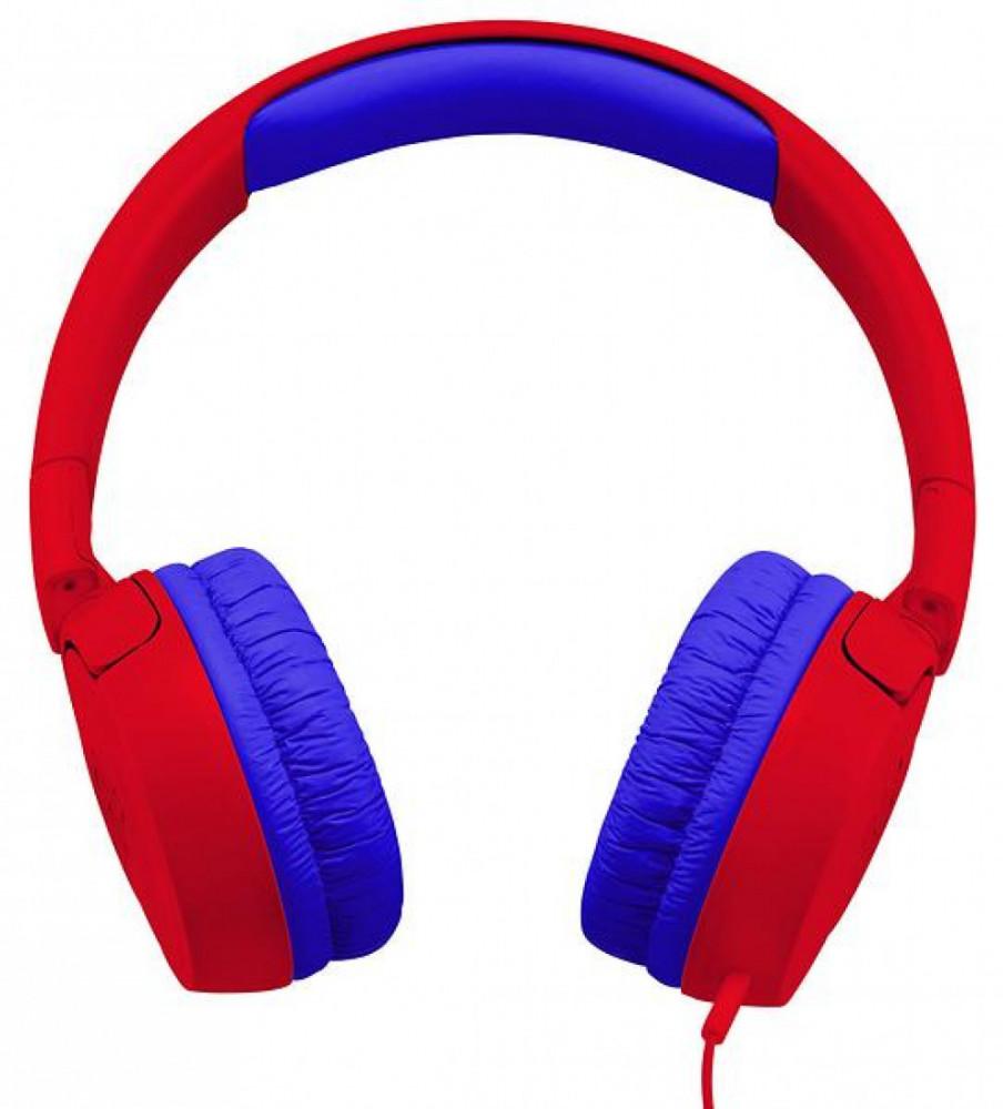 JBL JR300 - Röd/Blå