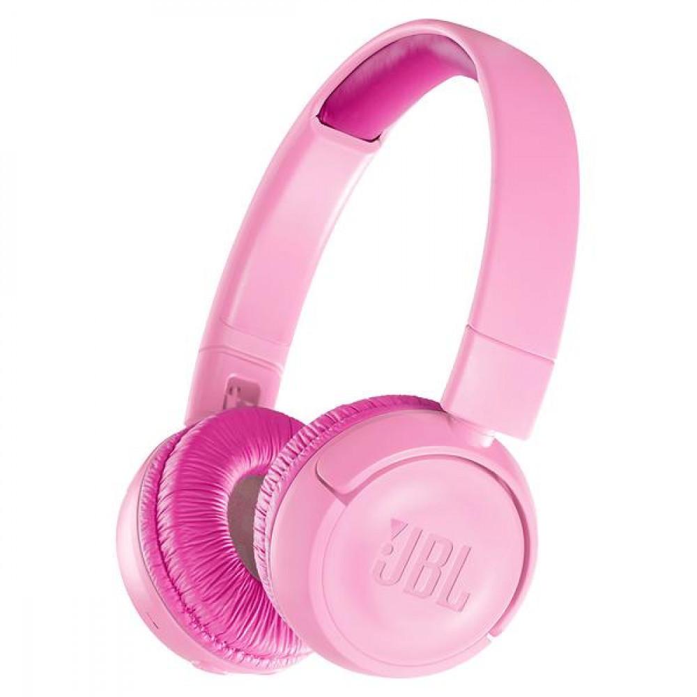 JBL JR300BT - Rosa