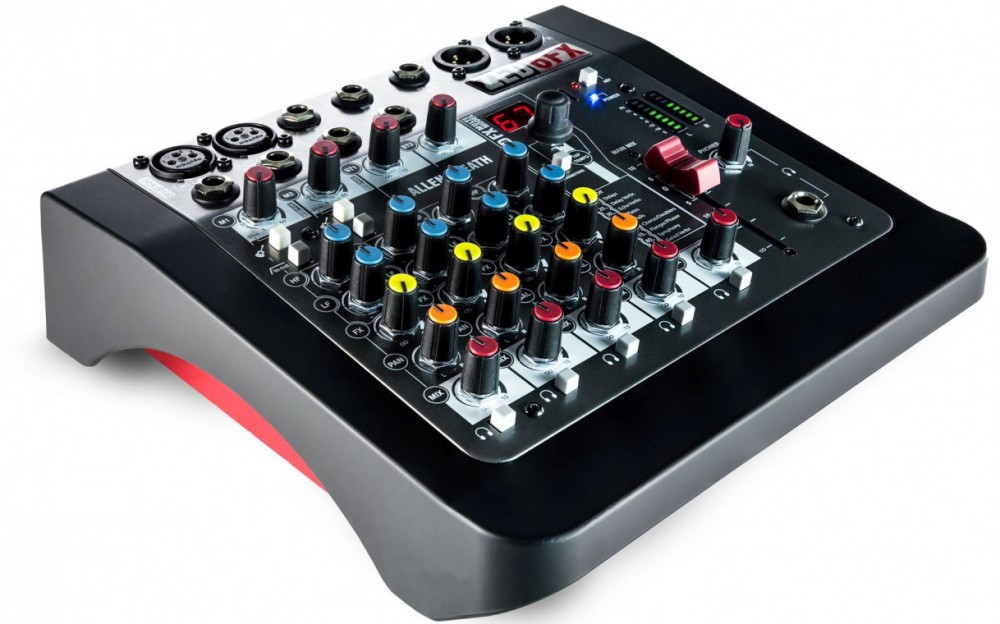 AHT-ZED6FX 6-CHANNEL MED FX