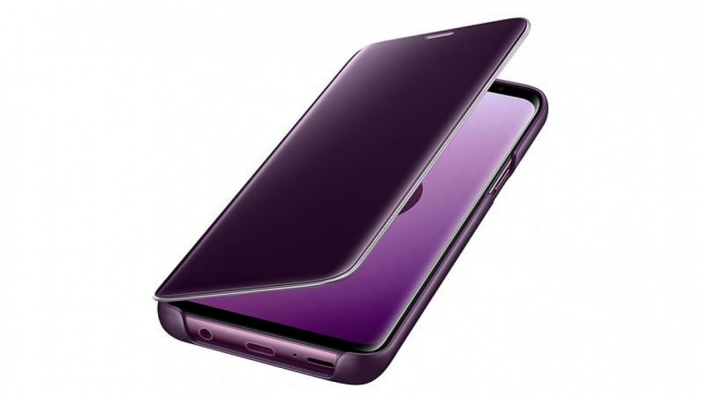 Samsung SAMSUNG CLEAR VIEW STANDING COVER GALAXY S9 PLUS PURPLE