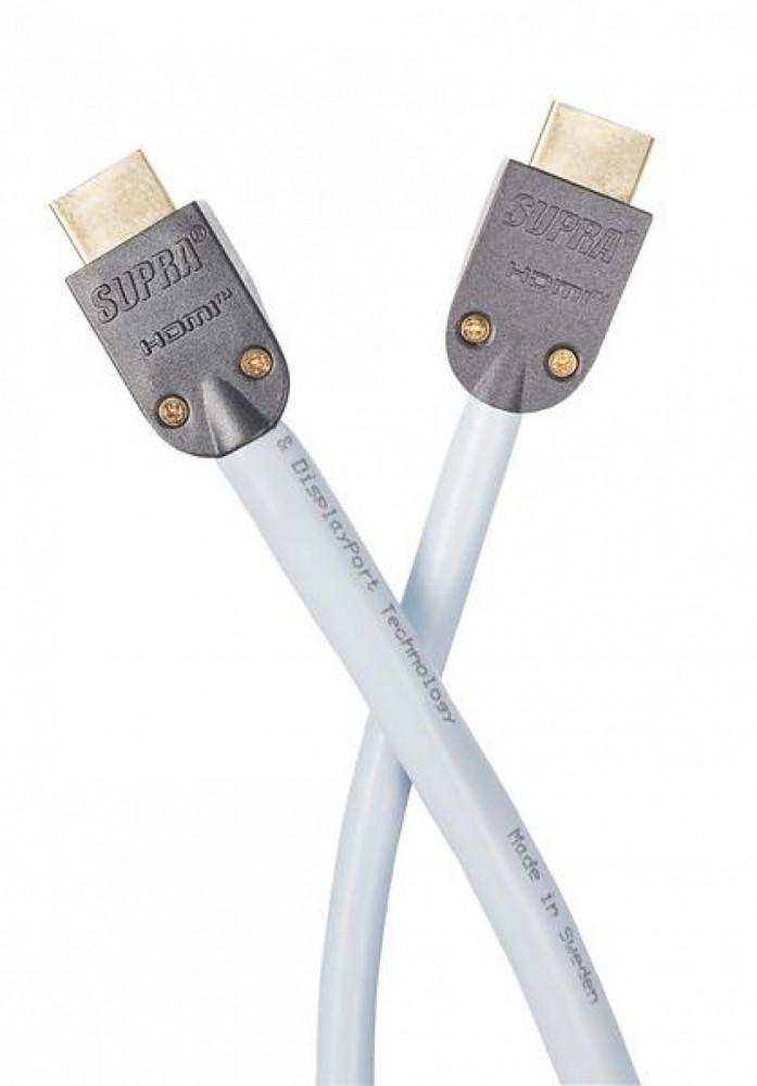 Supra cable HDMI-HDMI 2.1 UHD8K A/V 1.5M