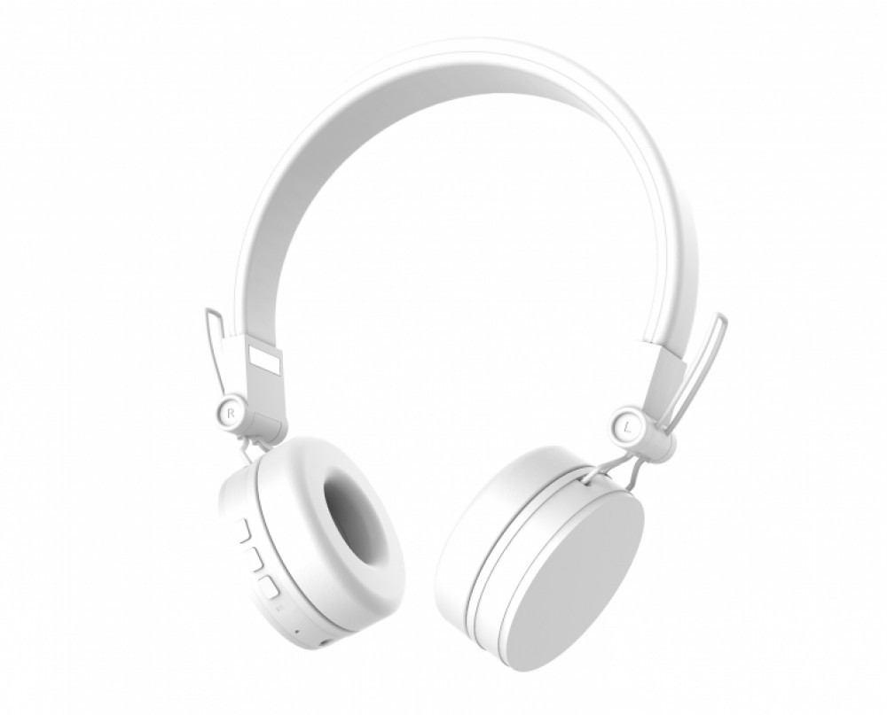 DeFunc BT Go Bluetooth Hörlurar D1132 Vit