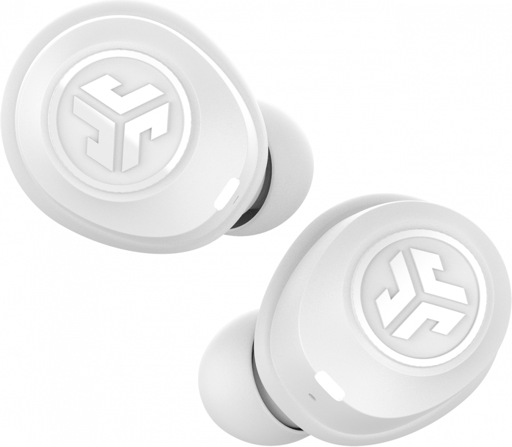 JLab Audio JBuds Air True Earbuds White