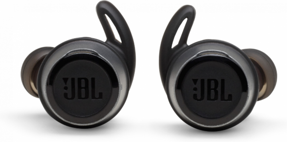 JBL Reflect Flow true-wireless in-ear hörlurar (Svart)