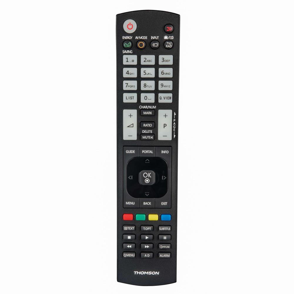 Ersättningsfjärr LG TV