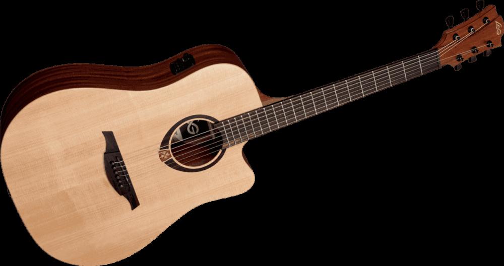 LAG Guitars T70DCE