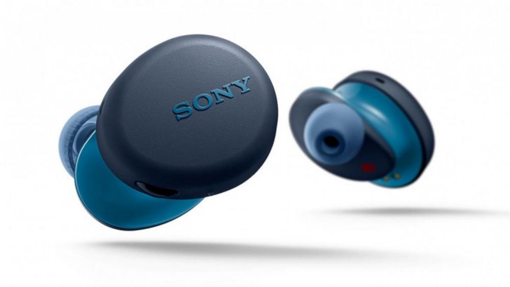 Sony WF-XB700L.CE7 (BLÅ)