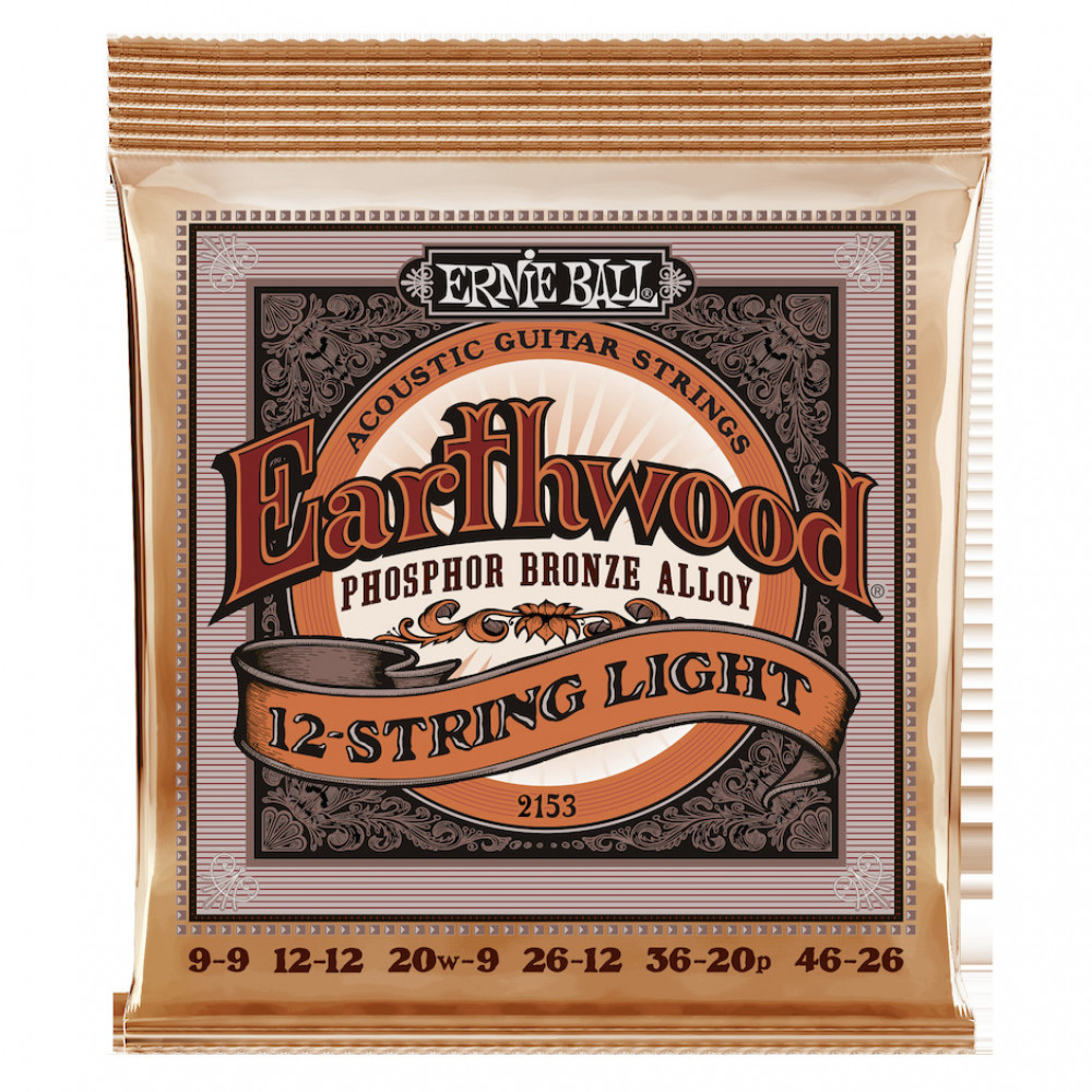 EB-2153 ACOUSTIC 12-STRING LIGHT