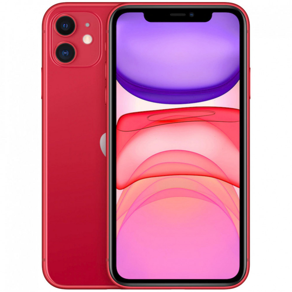. IPHONE 11 RED 128GB