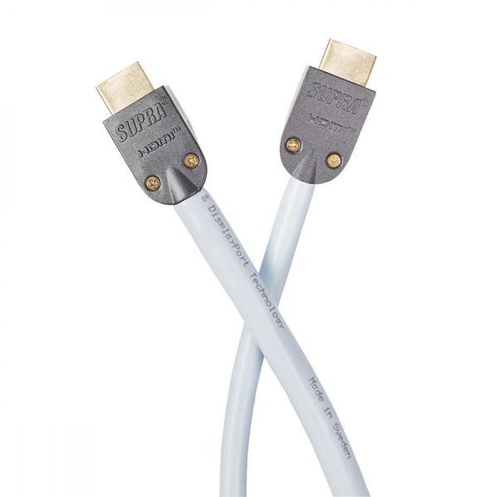 Supra cable HDMI-HDMI 2.1 UHD8K A/V 0.5M