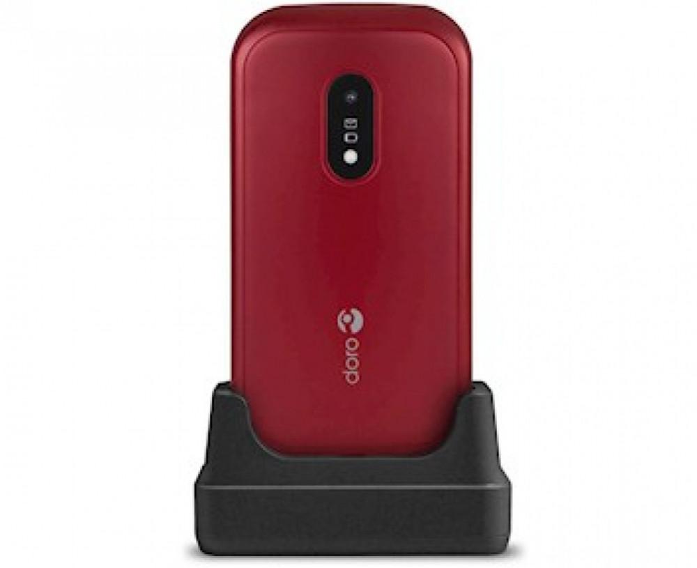 Doro 6041 RED/WHITE