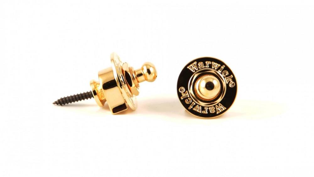 STRAP LOCK SET GOLD