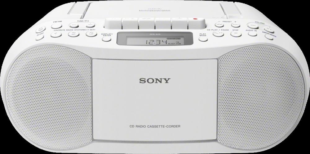Sony CFDS70 Vit