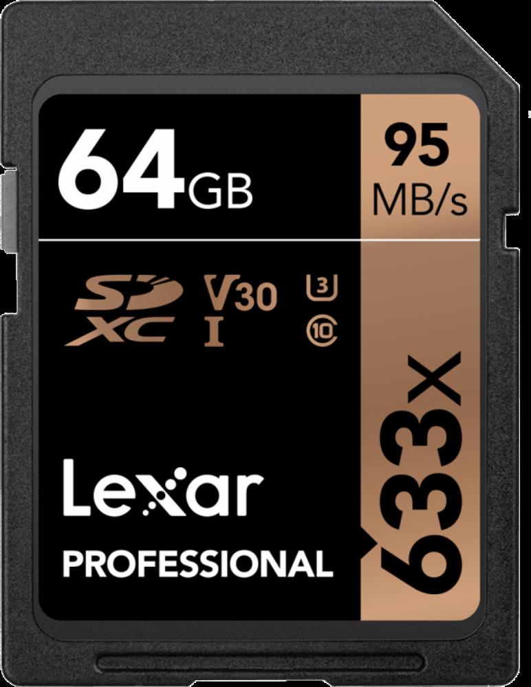 LEXAR LSD64GCB633