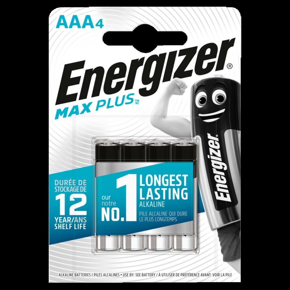 Max Plus AAA 4-Pack