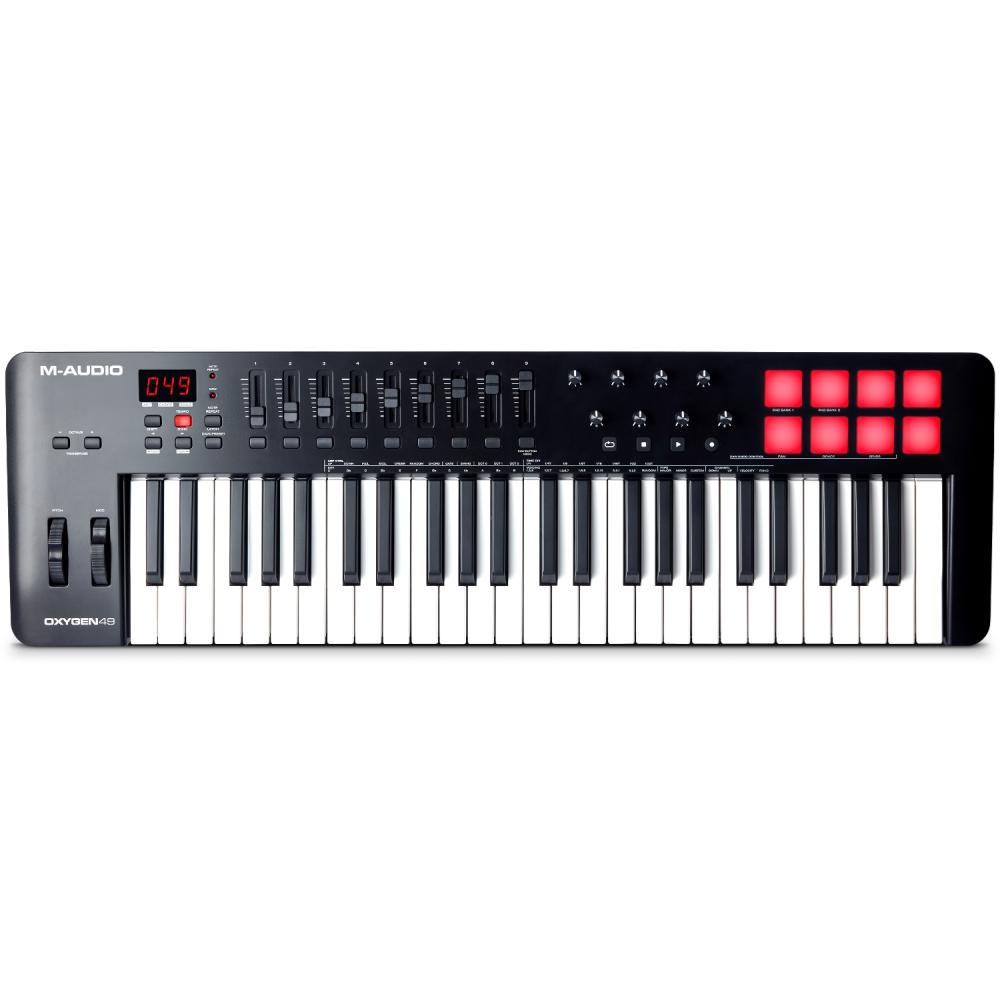 M-Audio Oxygen 49 MKV Midi Keyboard