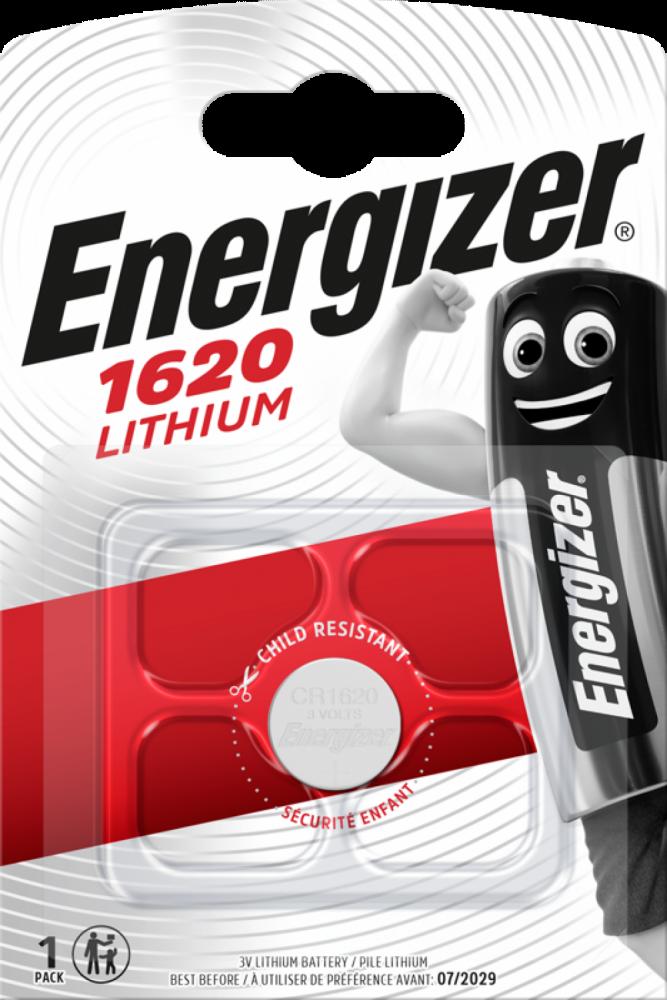 ENERGIZER CR1620 1-pack