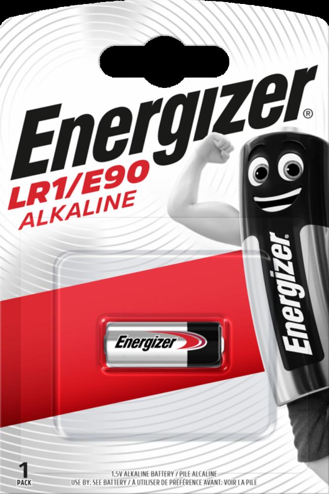 Energizer Alkaline LR1/E90 1 pack