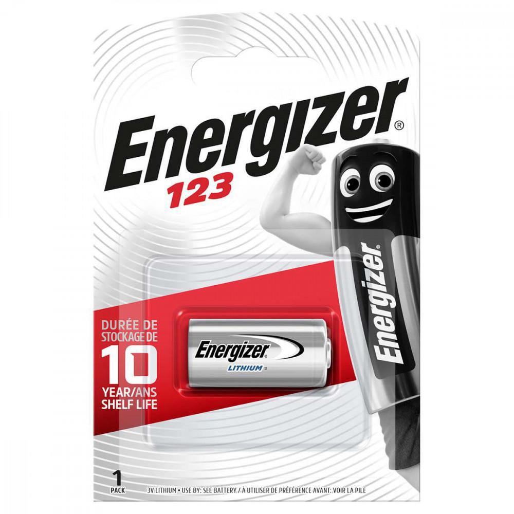 Energizer Lithium Photo 123 (Cr123A)