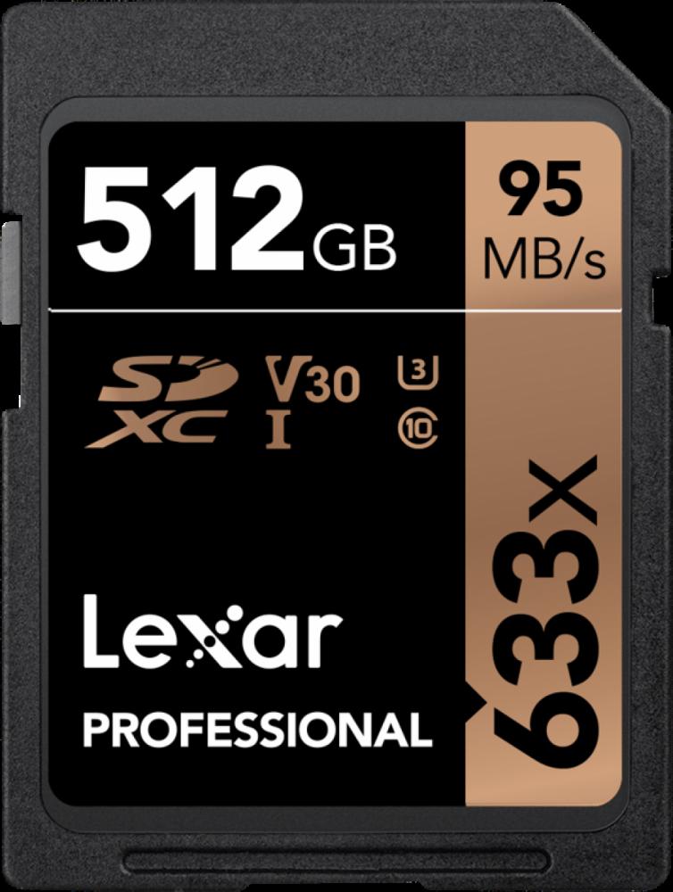 LEXAR LSD512CBAP633